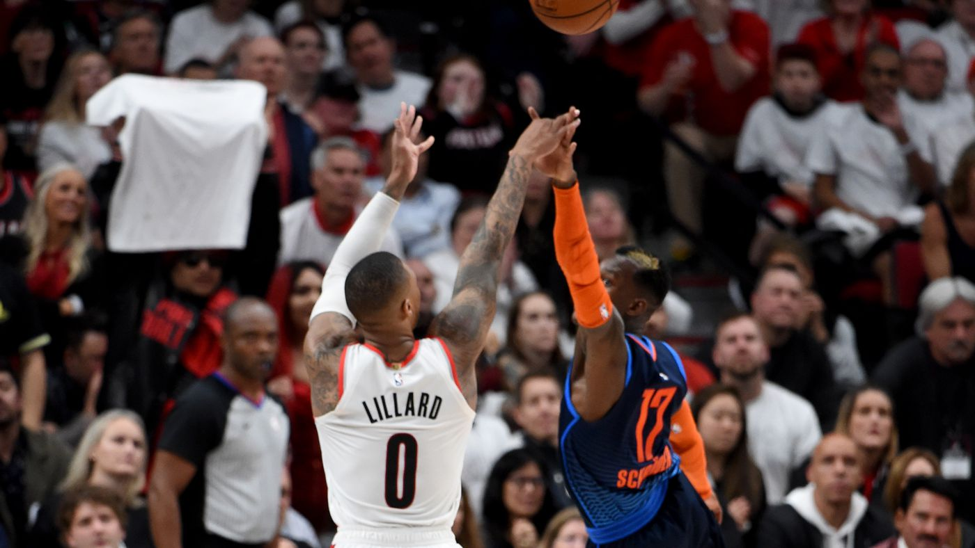Buying Time: On Portland's Big First-Round Win and Oklahoma City's Murky Future