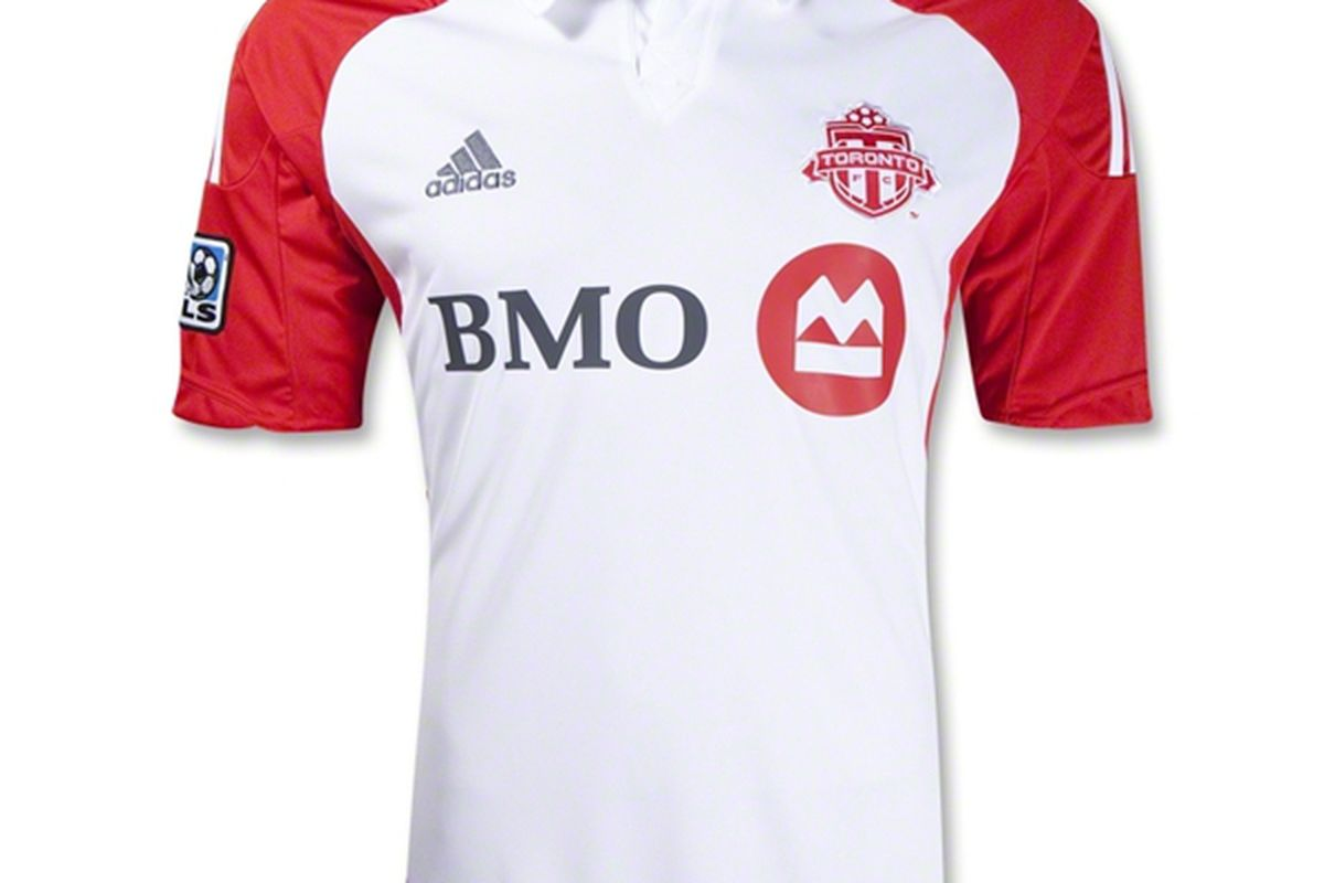 4947ffc8f Toronto FC has a new 2012 away kit. Let us know what you think of it and  find out how we feel about it!