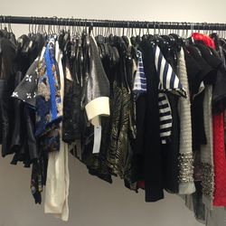 Tops and sweaters, $75
