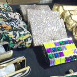 Kate Spade clutches, $45 to $70