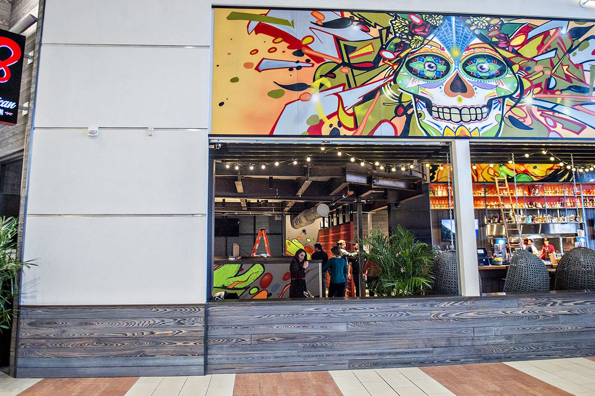 Los Chingones Opens December 3 Inside The Colorado Mills Mall Jonathan Phillips Eater
