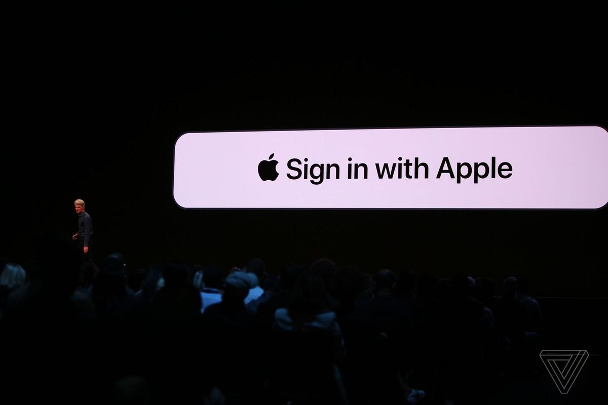Apple announces new sign-in tool to compete with Facebook