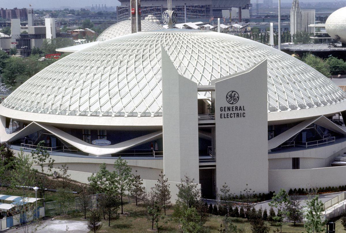 "General Electric's ""Progressland"" pavilion"