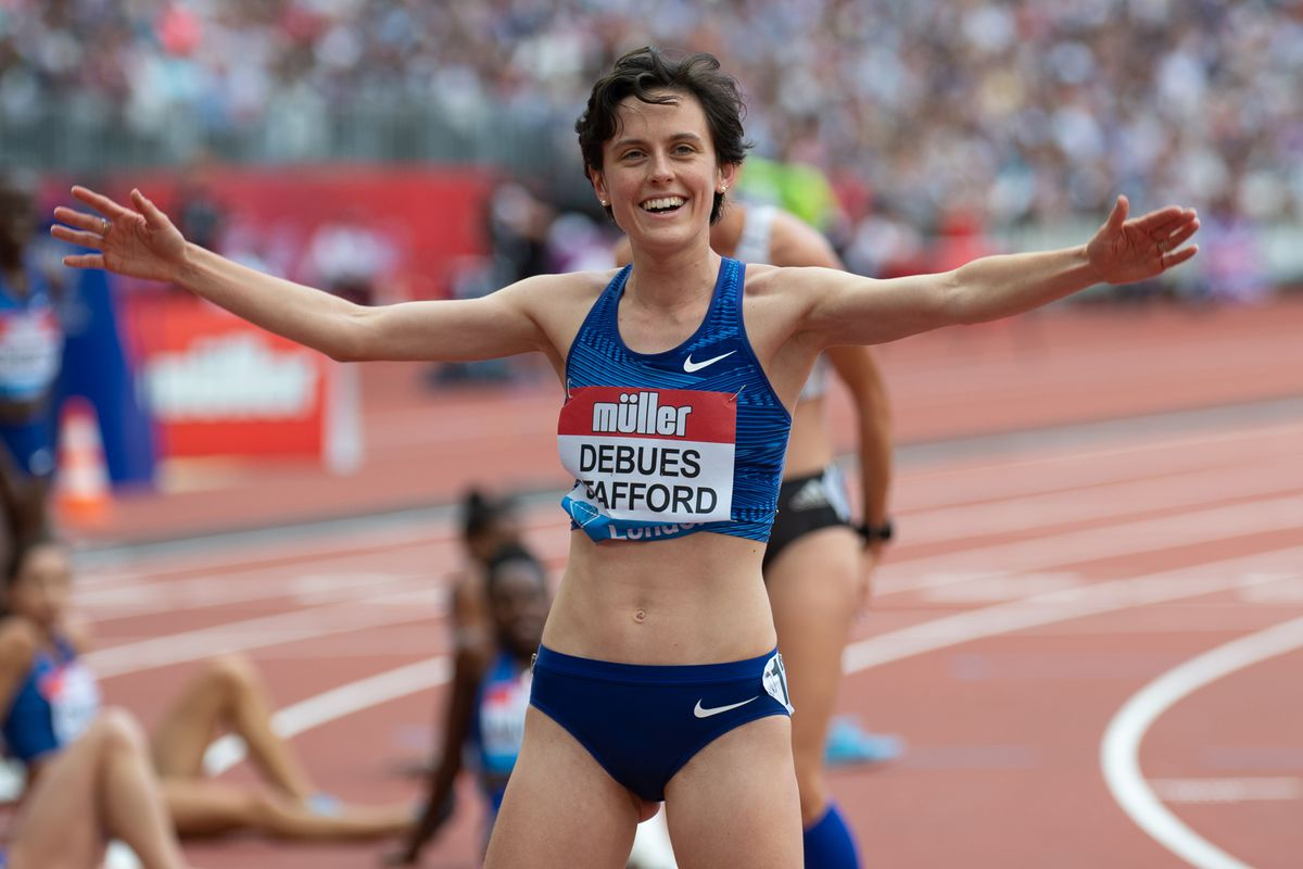 Muller Anniversary Games - Day One