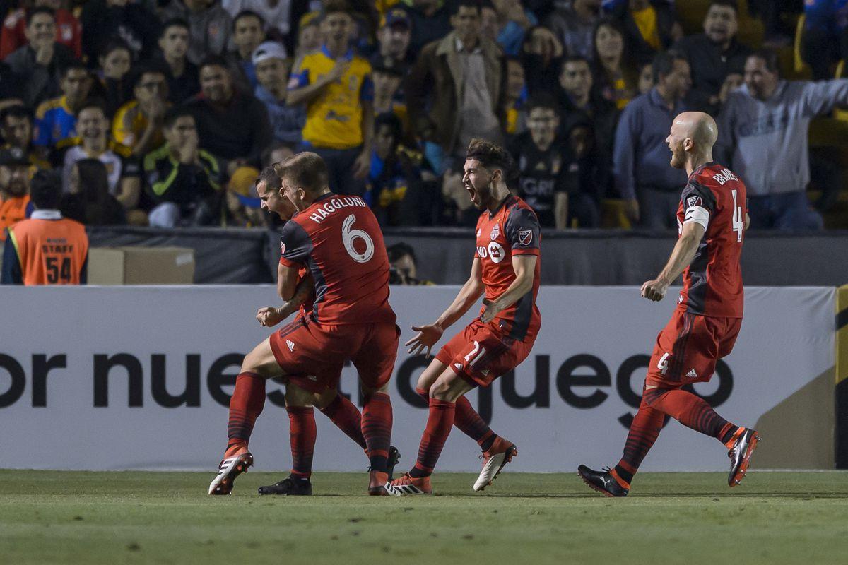 Tigres UANL v Toronto FC - CONCACAF Champions League 2018