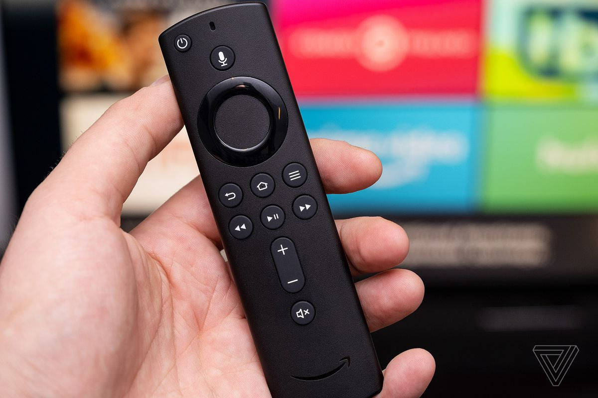 Amazon Fire TV Stick 4K review: hold the remote - The Verge