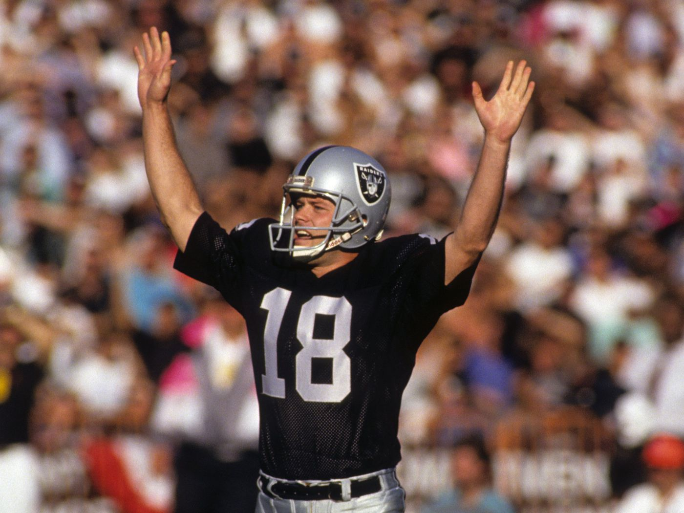 Raiders Countdown to Kickoff: 18: Who wore it best, who's wearing ...