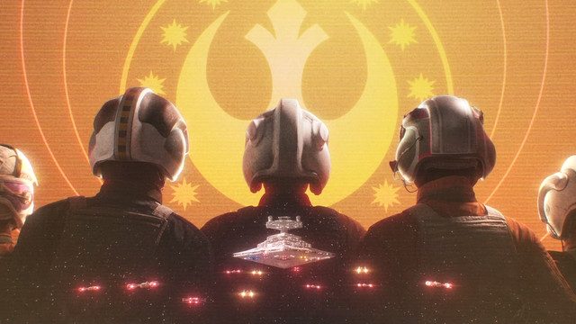 Pilots in Star Wars: Squadrons