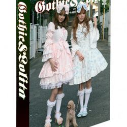 Gothic & Lolita, $29.95