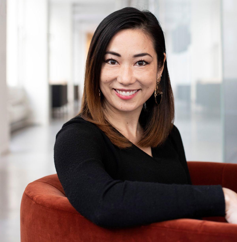 Lori Mukoyama, a principal at the design firm Gensler