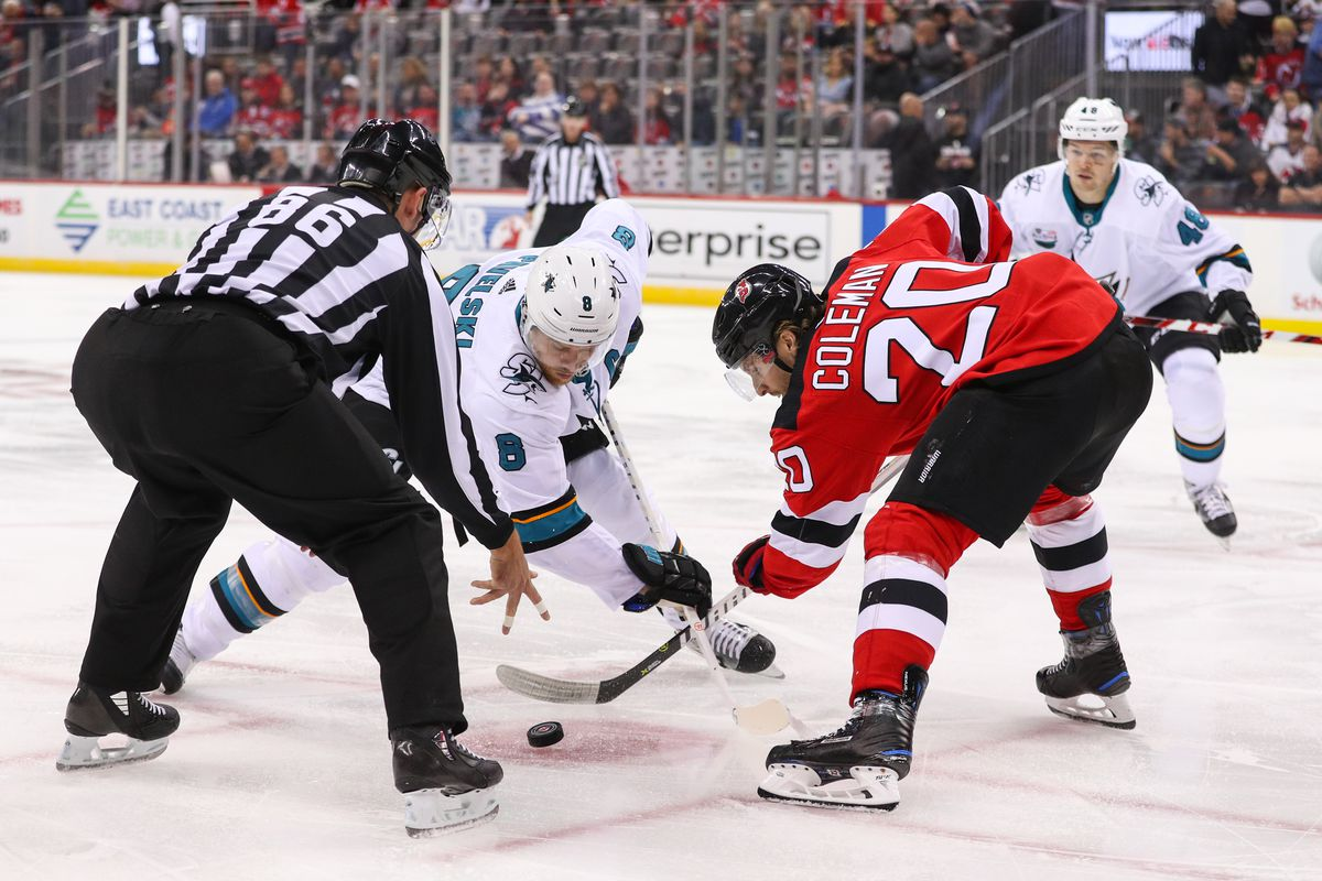 best sneakers 52f49 4cd2f Game Preview 29 out of 82: New Jersey Devils at San Jose ...