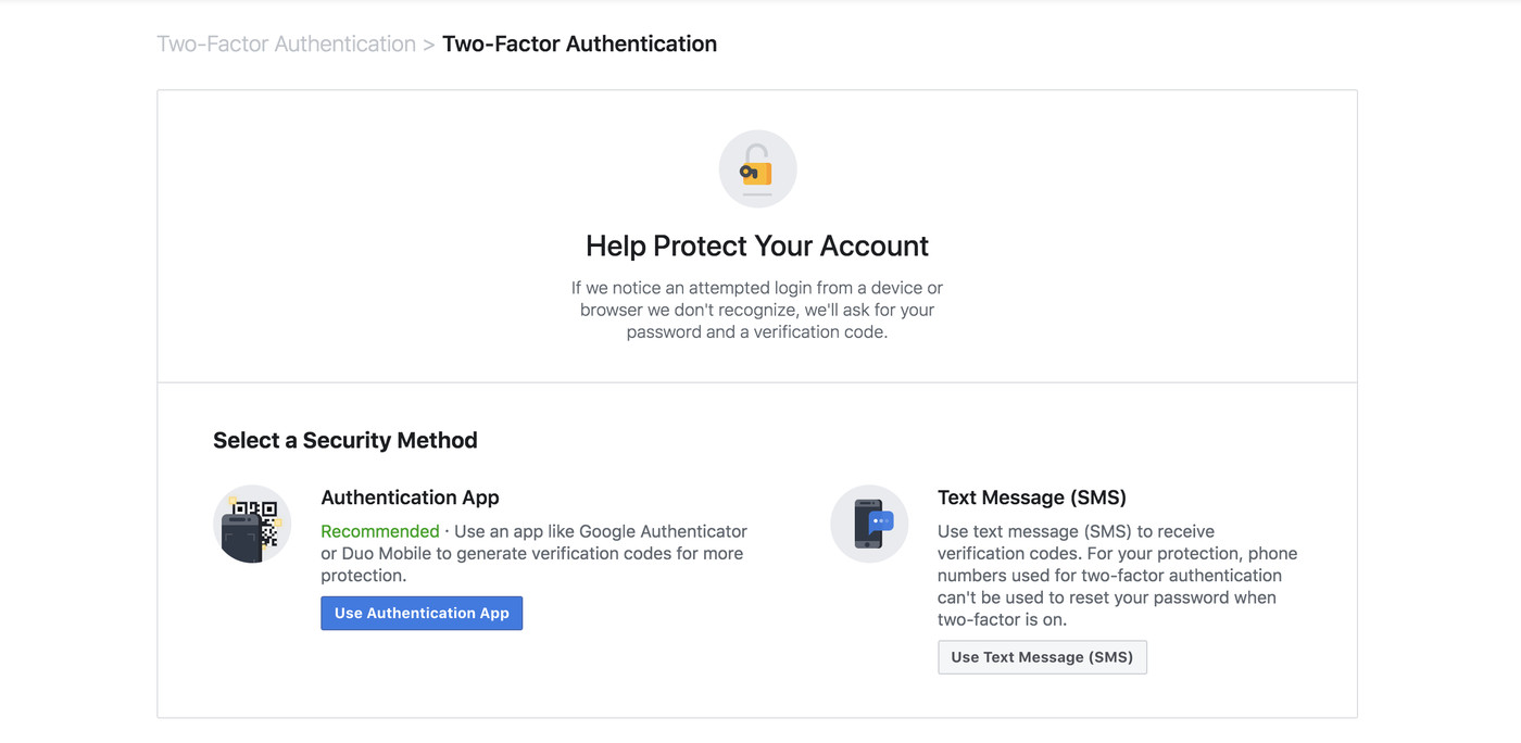 How to set up two-factor authentication on all your online accounts - The  Verge