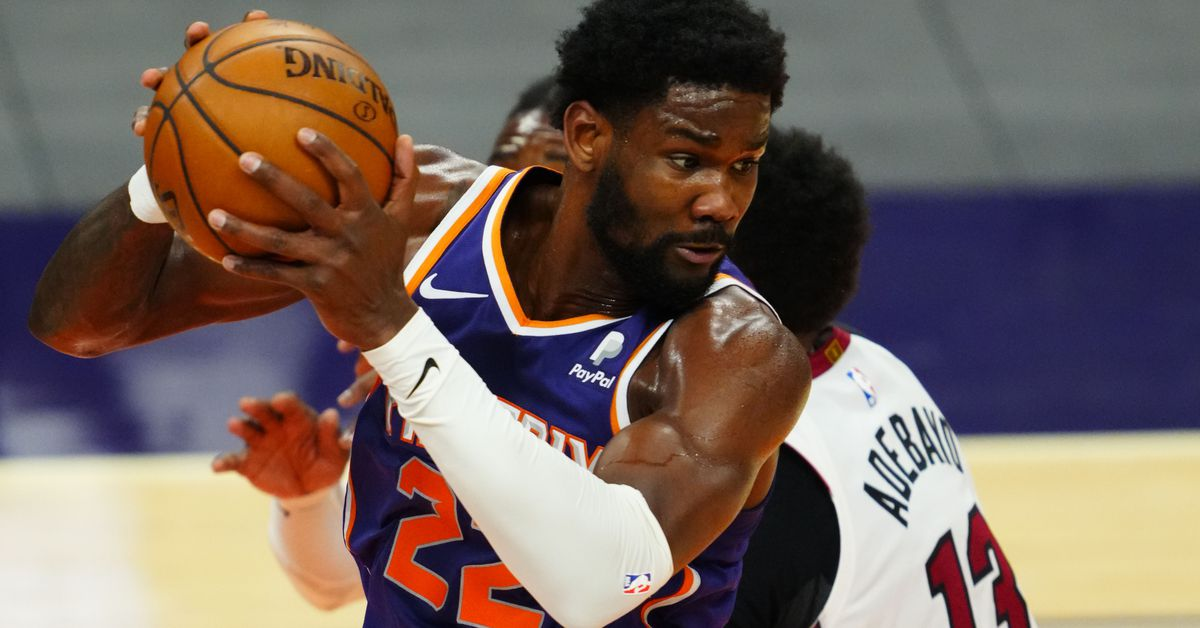 Ayton Watch: Hot, Hot, Heat Hoopin' - Bright Side of the Sun