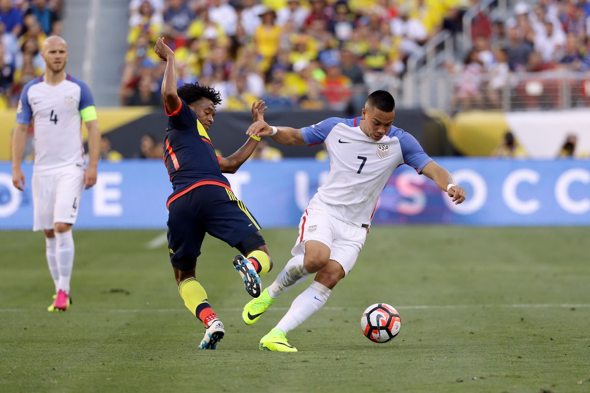 United States v Colombia: Group A - Copa America Centenario