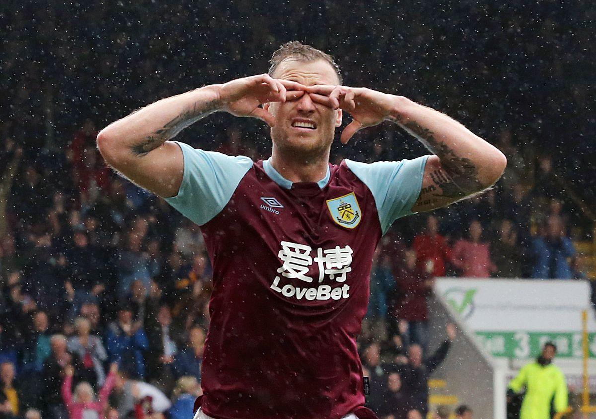 Ashley Barnes - Burnley FC - Premier League