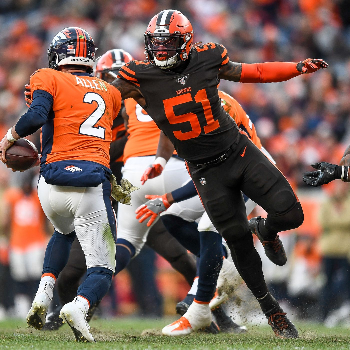 Browns Defensive Snap Counts Stats And Notes Week 9 Dawgs By