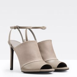These versatile heels are sensible for spring and summer.