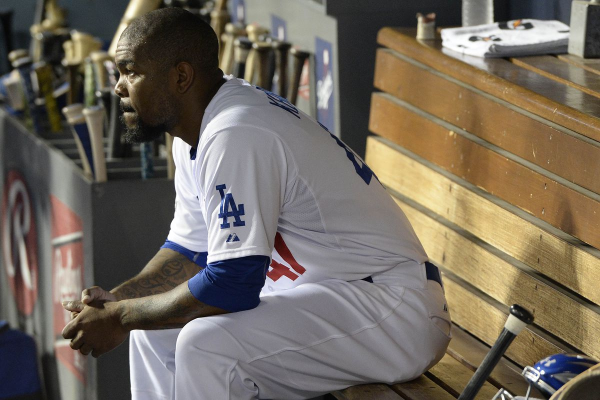 It has been an offseason of waiting for Howie Kendrick.