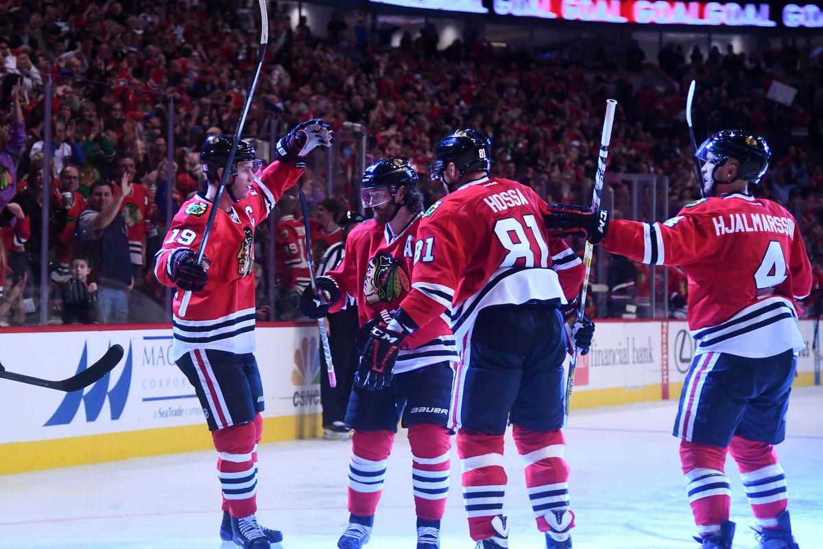 NHL: Dallas Stars at Chicago Blackhawks