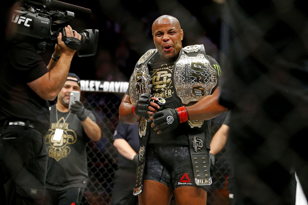 Daniel Cormier and Carl's Jr. want you to pick his next opponent