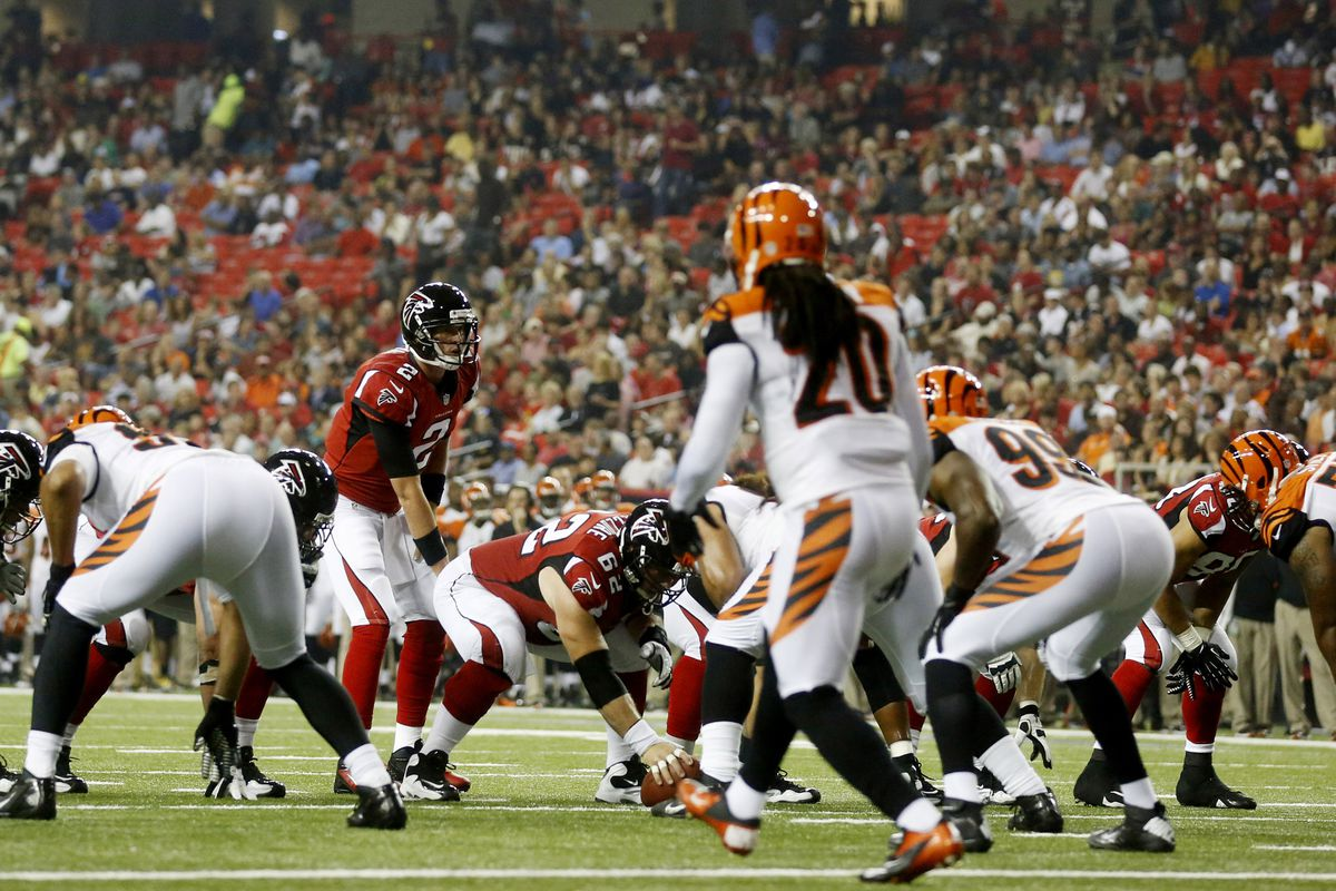Bengals At Falcons Thursday Night Football Live Thread The Phinsider