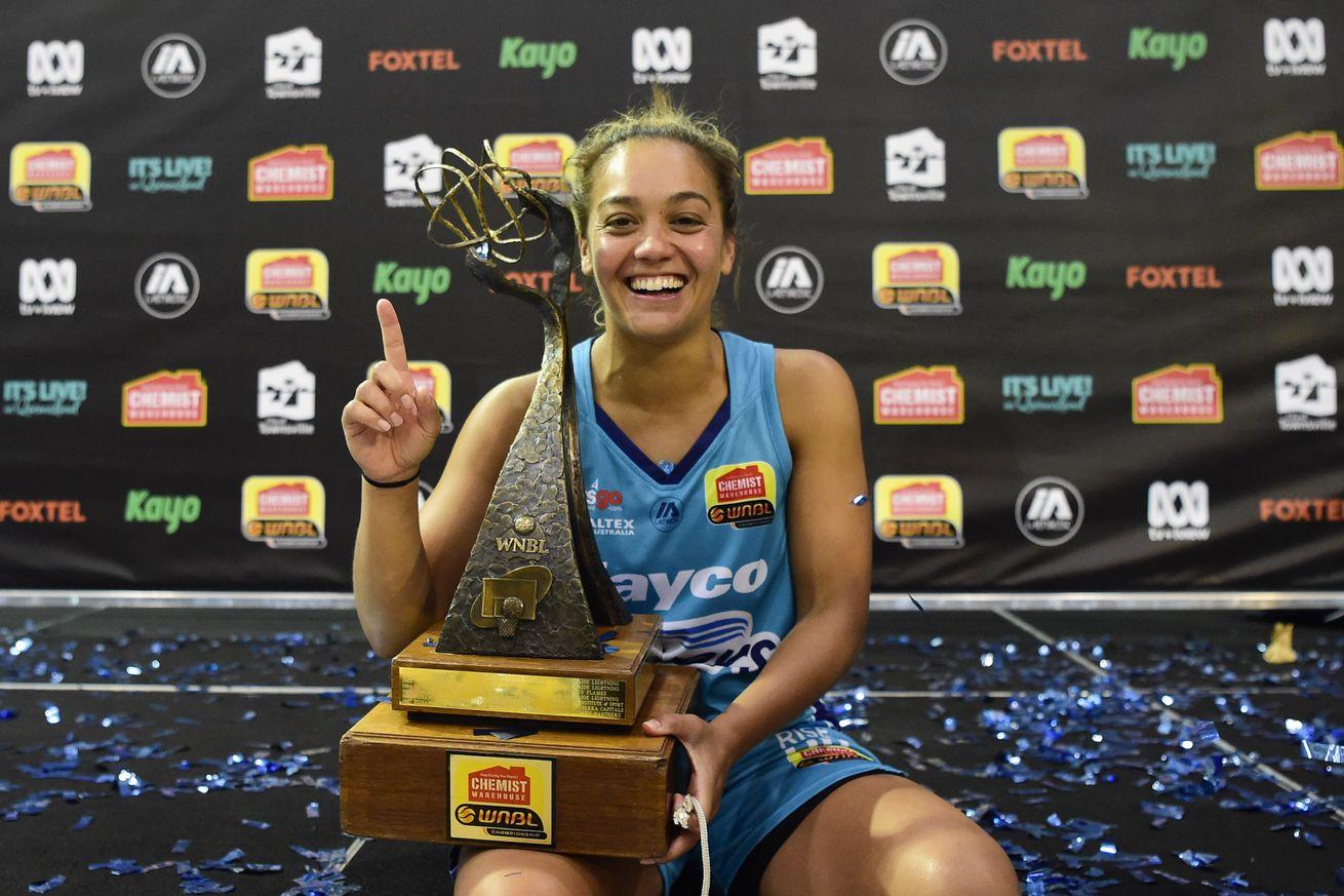 WNBL Grand Final - Southside v Townsville