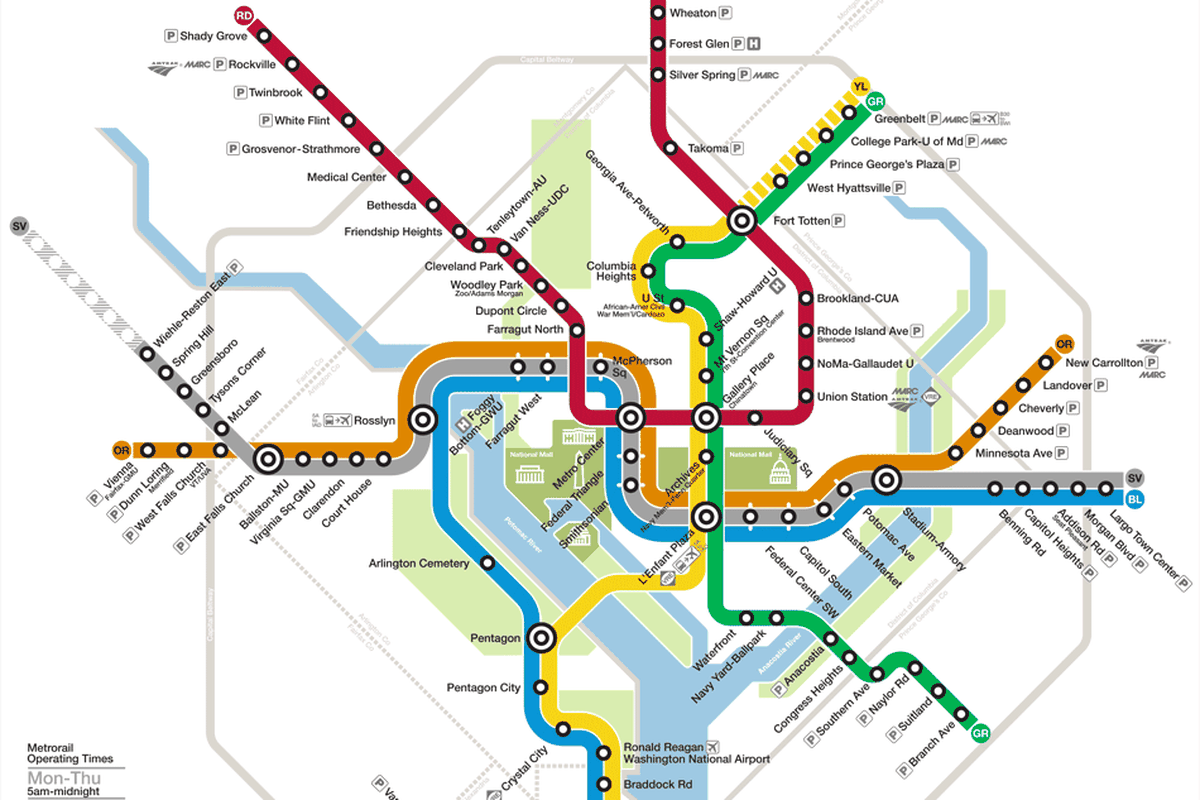 The Silver Line's 13 month delay will cost $95M   Curbed DC