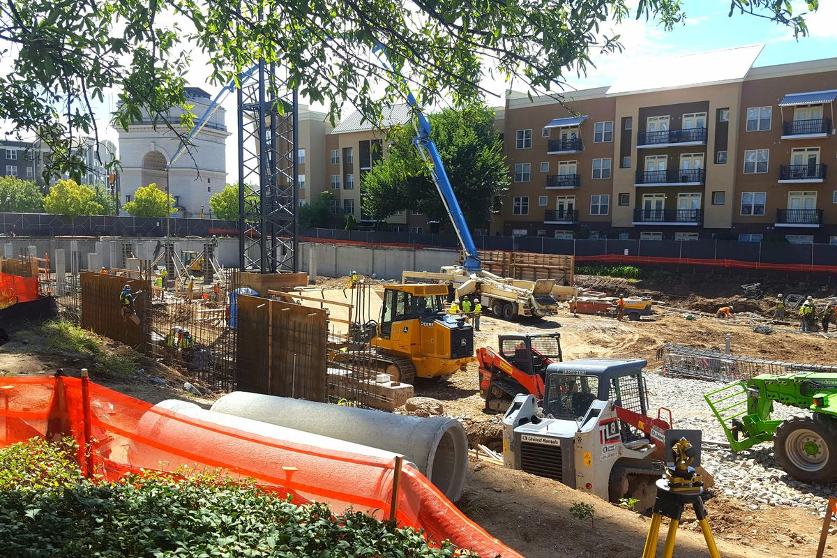 Atlanta's first timber-built office stack is set to go