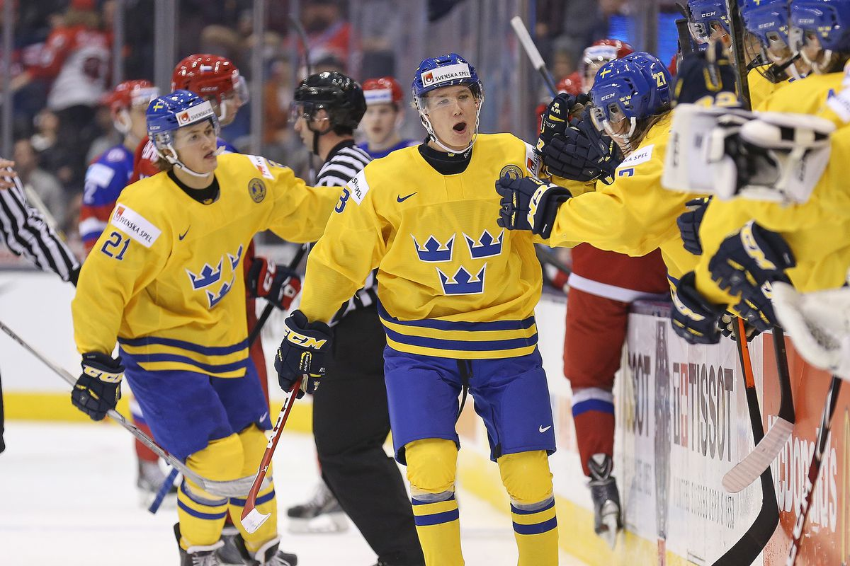 Sweden has already clinched the top spot in Group B