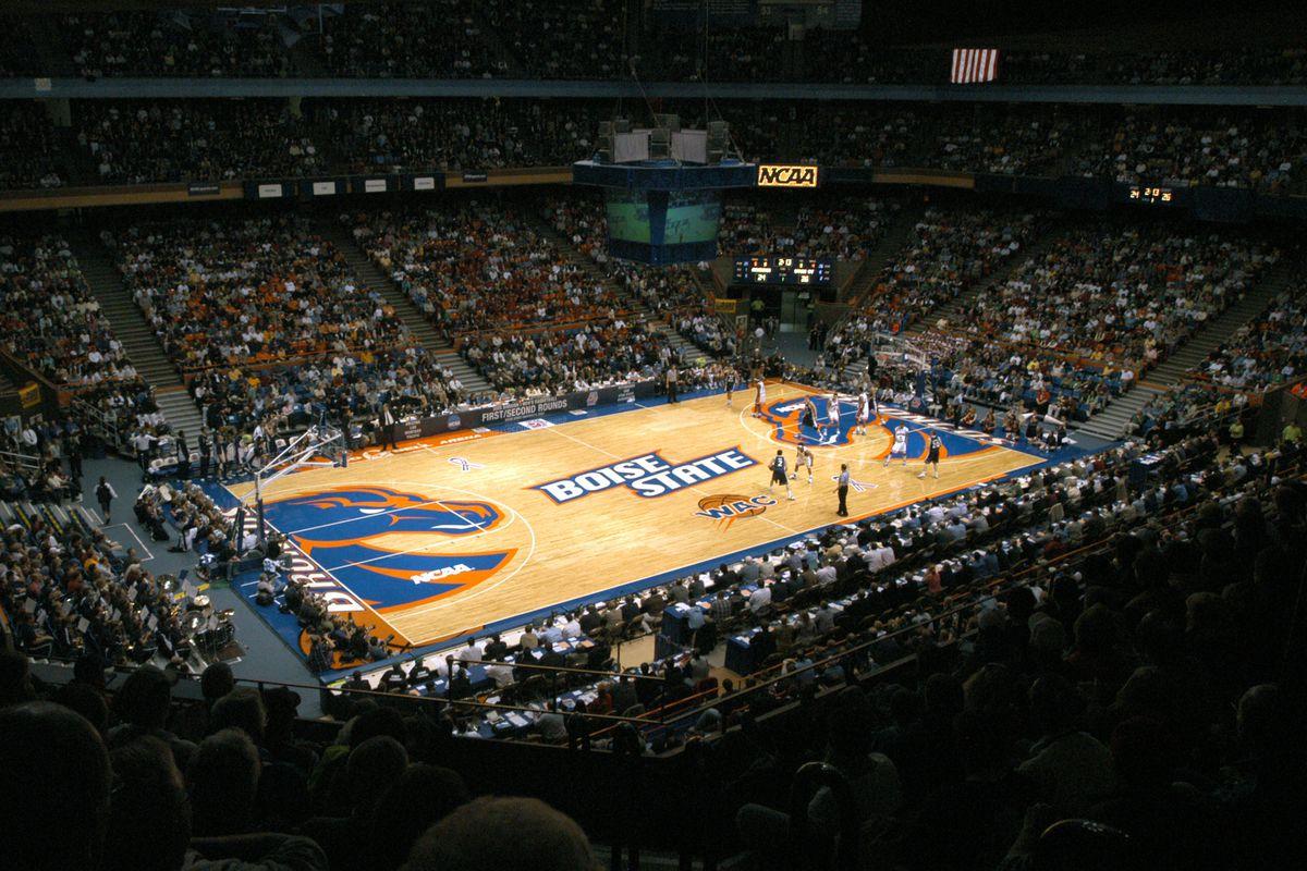Boise State University Broncos Basketball Arena