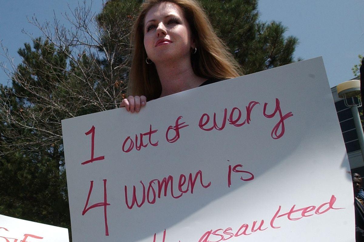 Statistics conflict on sexual assault.