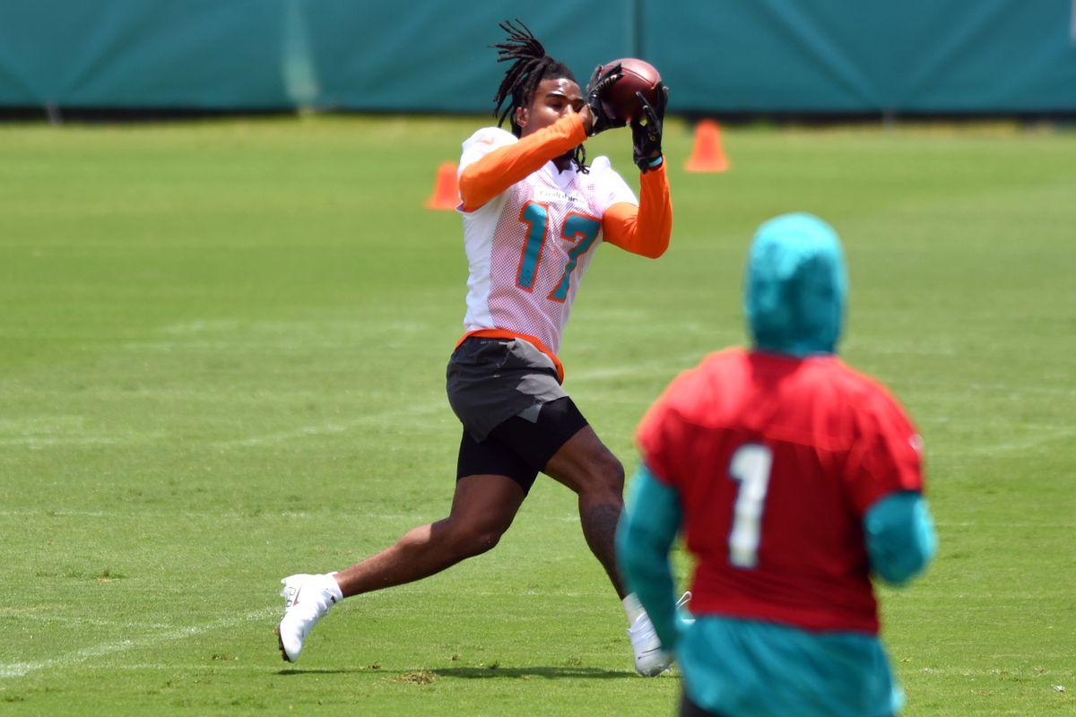 NFL: Miami Dolphins OTA