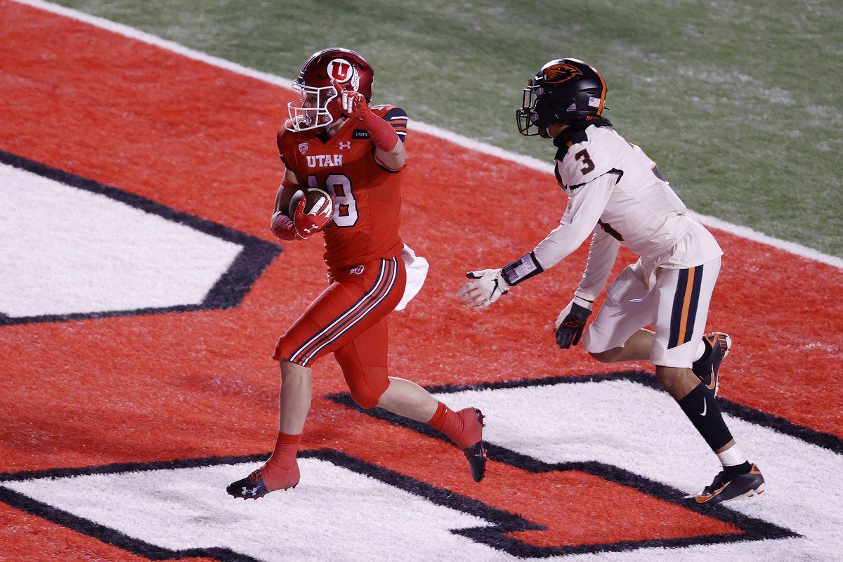 NCAA Football: Oregon State at Utah