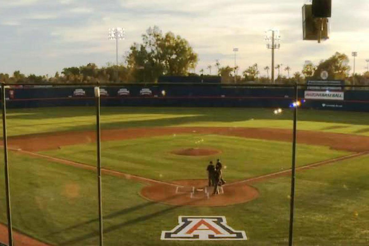Oregon St. returns to Hi Corbett Field in Tucson to take on Arizona again this evening.