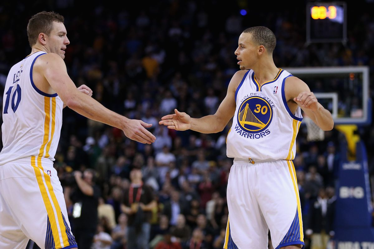Warriors down Nuggets in what is easily the best win of the young season.