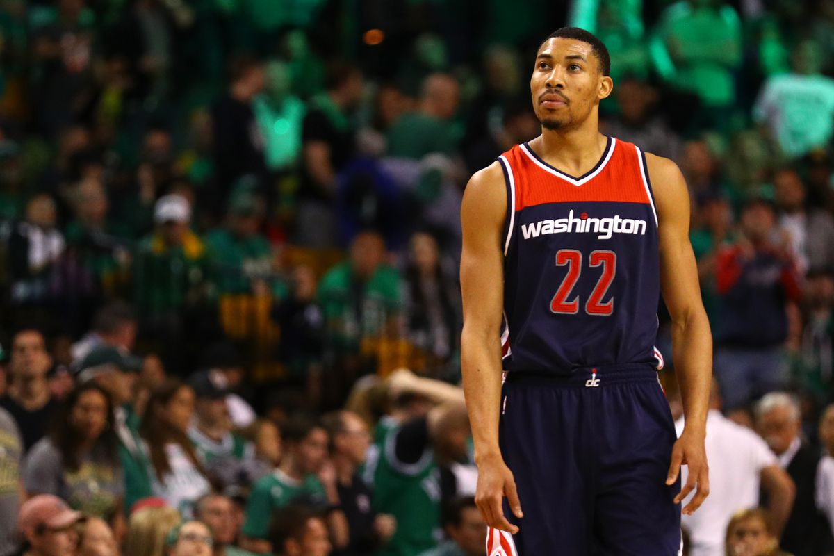 Washington Wizards, Otto Porter, not able to make a deal after meeting