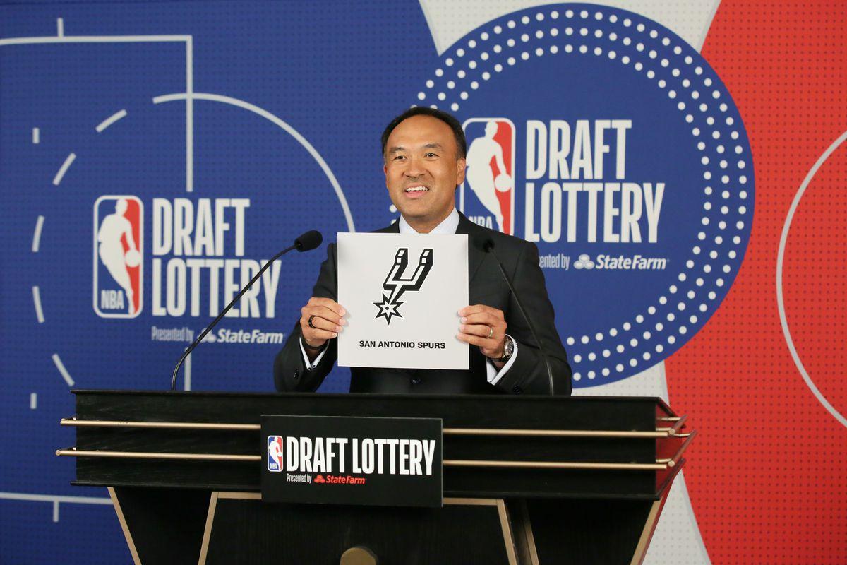 2020 NBA Draft Lottery