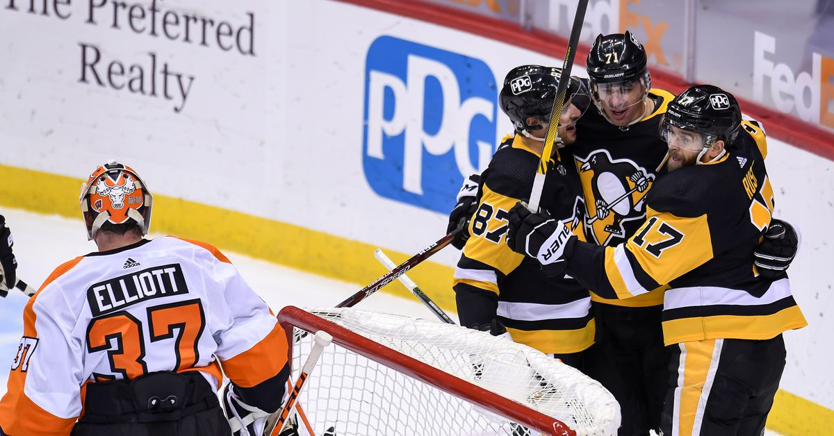 How did the Penguins' 2020 regression candidates go?