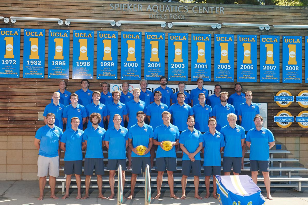 UCLA Men's Water Polo Starts the Season at the Navy Open