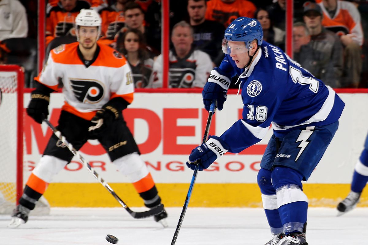 tampa bay lighting re sign ondrej palat for 5 years at 5 3 aav raw