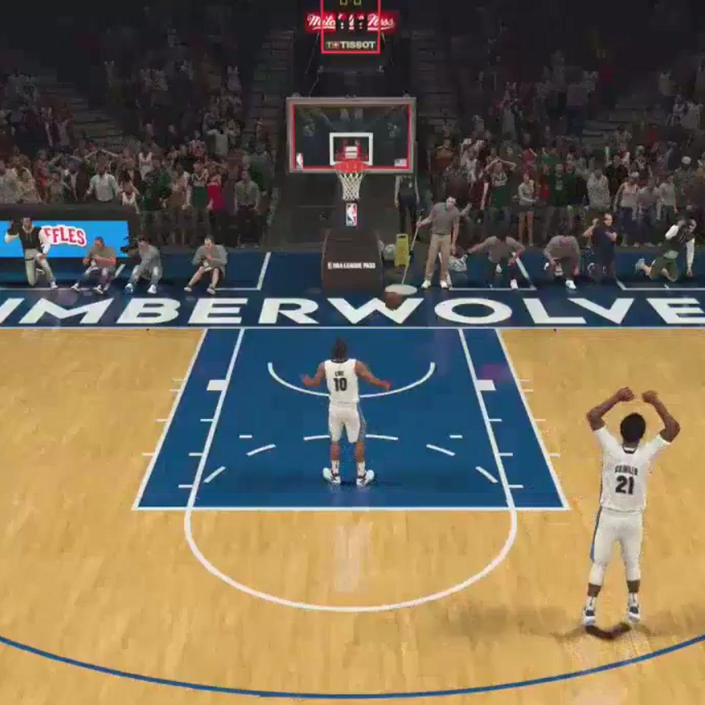 95c4e8e524b NBA 2K18  Watch this player lose to the stupidest buzzer-beater -  SBNation.com