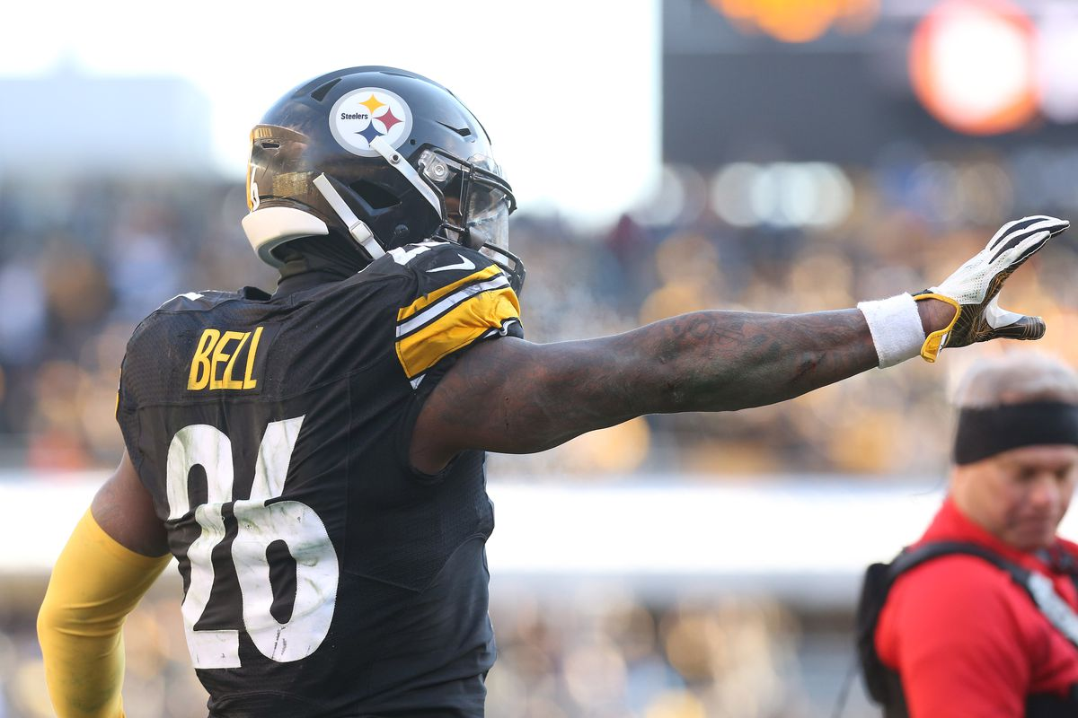 a61cf43329c Around AFC North  Le Veon Bell offers cryptic update on Steelers contract  talks