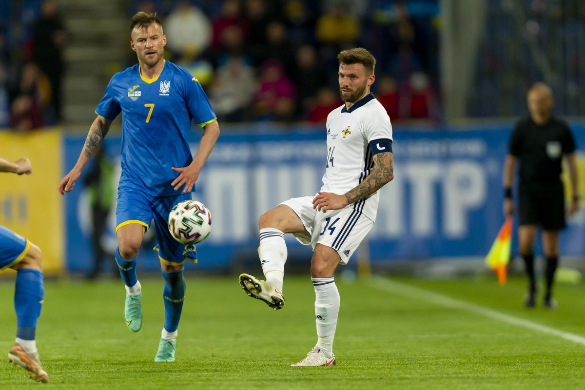Ukraine v Northern Ireland - International Friendly
