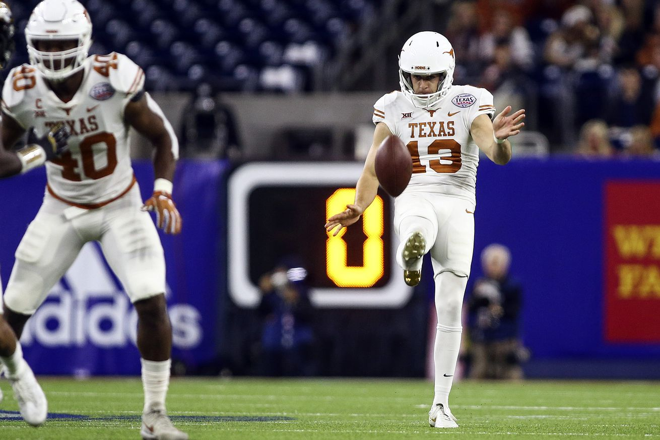 NFL Draft 2018: Would Giants actually select a punter or placekicker?