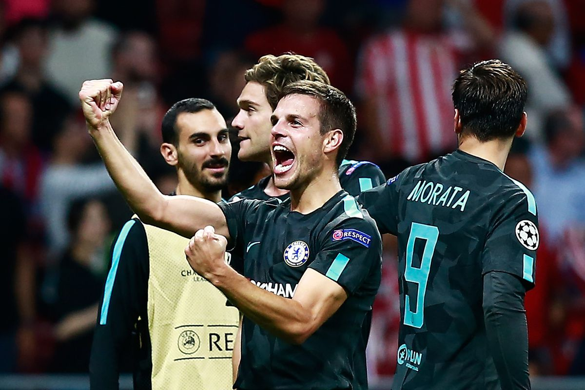 Champions League: Atletico holds Chelsea, crashes out