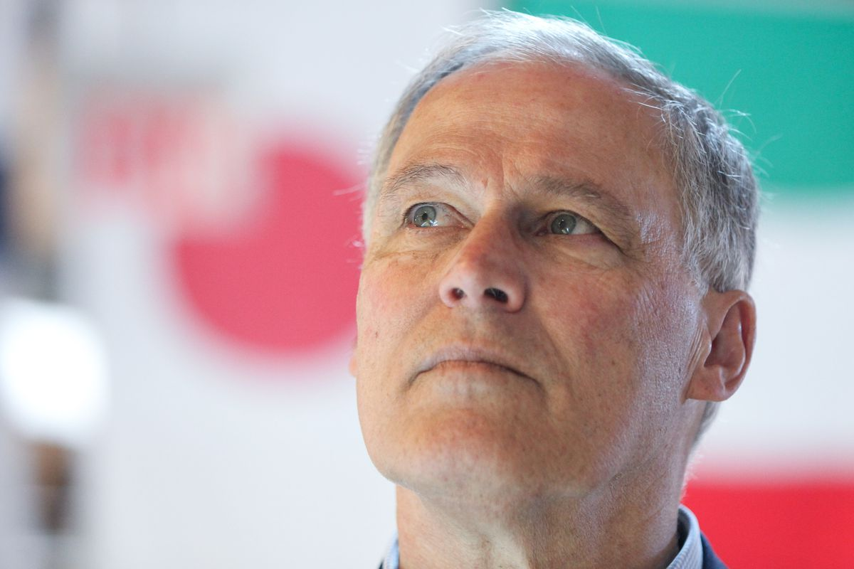 Presidential Candidate Jay Inslee Visits LA Cleantech Incubator In Los Angeles
