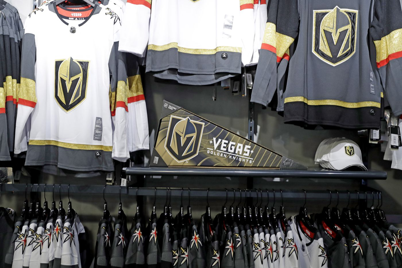 premium selection ce4e7 d1a31 The Vegas Golden Knights Want to Sell You Jerseys - Racked