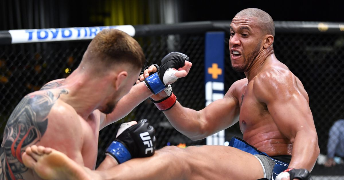 UFC Vegas 30 in Tweets: Pros react to Ciryl Gane's unanimous decision over Alexander Volkov