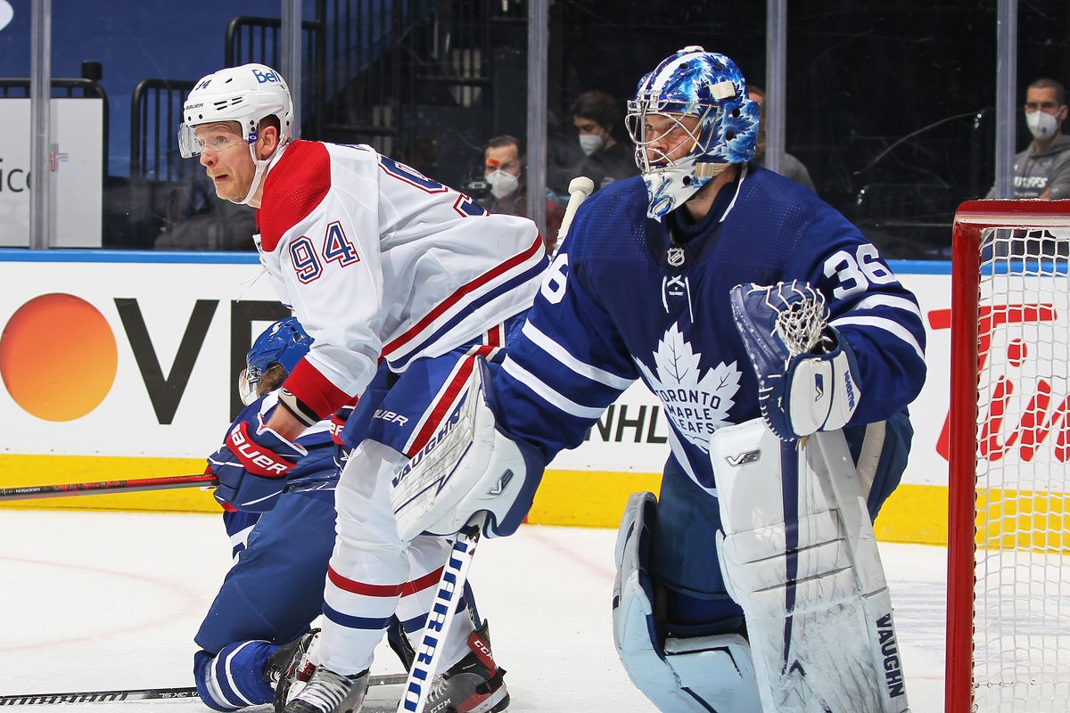 Montreal Canadiens v Toronto Maple Leafs - Game Five