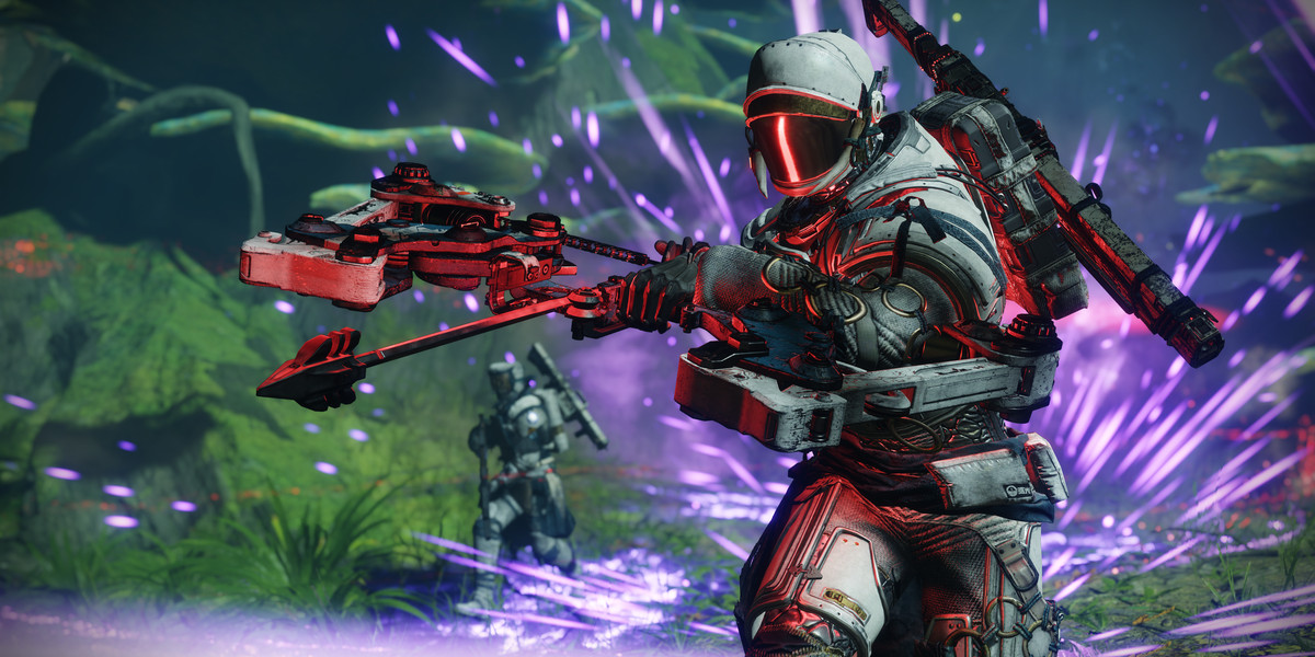 Destiny 2 guide: How to get the Leviathan's Breath Exotic bow